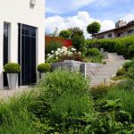 Современный дом в Швейцарии